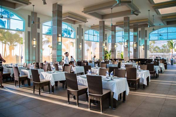 Restaurant - Hotel Riu Palace Aruba - All Inclusive 24 hours